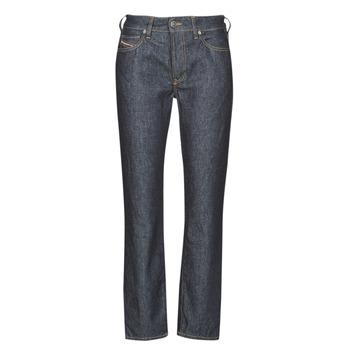 Odjeća Žene  Traperice ravnog kroja Diesel D-JOY Blue / Brut