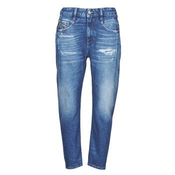 Odjeća Žene  Boyfriend traperice Diesel D-FAYZA Blue