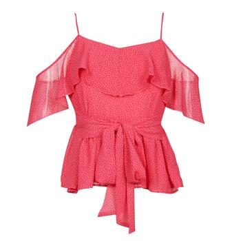 Odjeća Žene  Topovi i bluze Guess SL PAULINA TOP Ružičasta
