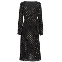 Odjeća Žene  Duge haljine Guess NEW BAJA DRESS Crna