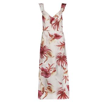 Odjeća Žene  Duge haljine Guess CORA DRESS Multicolour / Bijela