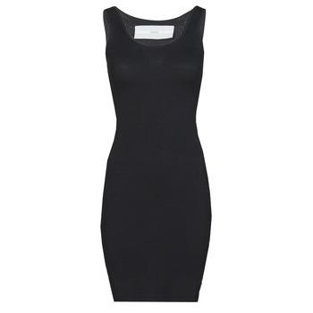 Odjeća Žene  Kratke haljine Guess  Crna