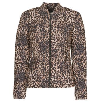 Odjeća Žene  Pernate jakne Guess VERA JACKET Crna