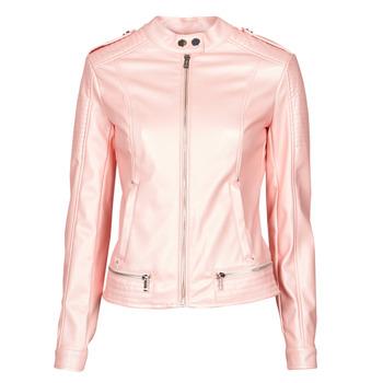 Odjeća Žene  Kožne i sintetičke jakne Guess NEW TAMMY JACKET Ružičasta