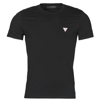 Odjeća Muškarci  Majice kratkih rukava Guess CN SS CORE TEE Crna