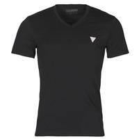 Odjeća Muškarci  Majice kratkih rukava Guess VN SS CORE TEE Crna