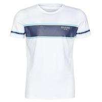 Odjeća Muškarci  Majice kratkih rukava Guess CN SS TEE Bijela