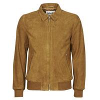 Odjeća Muškarci  Kožne i sintetičke jakne Schott LC YALES S Boja konjaka