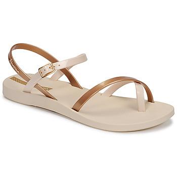 Obuća Žene  Sandale i polusandale Ipanema Ipanema Fashion Sandal VIII Fem Bež / Gold