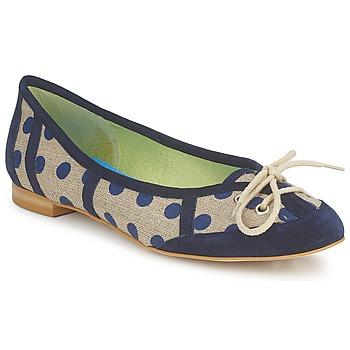 Obuća Žene  Balerinke i Mary Jane cipele Stephane Gontard KASTOR Blue