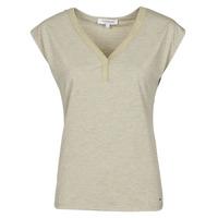 Odjeća Žene  Majice kratkih rukava Morgan DMAYA Bež