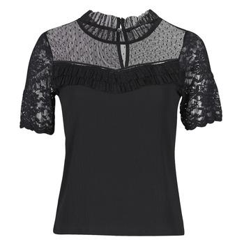 Odjeća Žene  Majice kratkih rukava Morgan DANY Crna