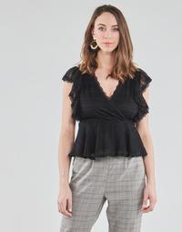 Odjeća Žene  Topovi i bluze Morgan DARLEY Crna