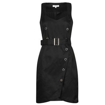 Odjeća Žene  Kratke haljine Morgan ROSITTA Crna