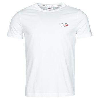 Odjeća Muškarci  Majice kratkih rukava Tommy Jeans TJM CHEST LOGO TEE Bijela