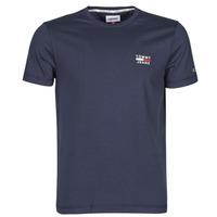 Odjeća Muškarci  Majice kratkih rukava Tommy Jeans TJM CHEST LOGO TEE Blue