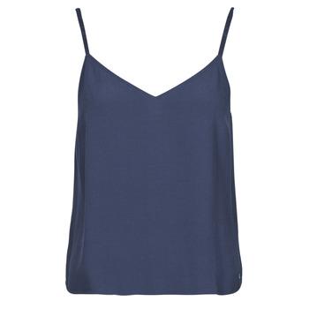 Odjeća Žene  Topovi i bluze Tommy Jeans TJW CAMI TOP Blue