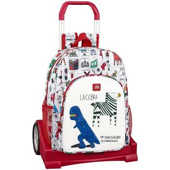 Torbe Djeca (Školske) torbe s kotačićima Algo De Jaime 611955860 Blanco