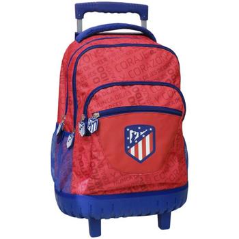 Torbe Djeca (Školske) torbe s kotačićima Atletico De Madrid MC-241-ATL Rojo