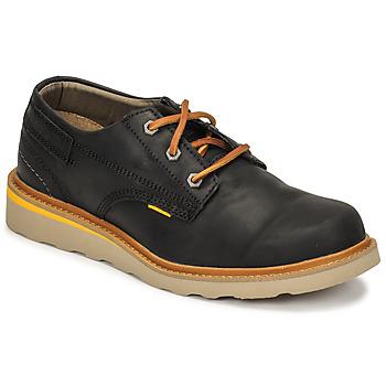 Obuća Muškarci  Derby cipele Caterpillar JACKSON LOW Crna