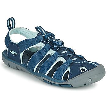 Obuća Žene  Sportske sandale Keen CLEARWATER CNX Blue