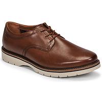 Obuća Muškarci  Derby cipele Clarks BAYHILL PLAIN Smeđa
