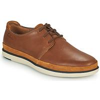 Obuća Muškarci  Derby cipele Clarks BRATTON LACE Smeđa