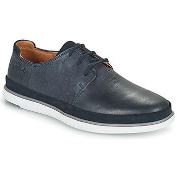Obuća Muškarci  Derby cipele Clarks BRATTON LACE Blue