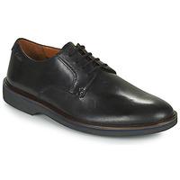 Obuća Muškarci  Derby cipele Clarks MALWOOD PLAIN Crna