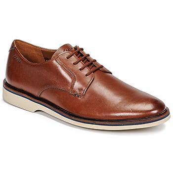 Obuća Muškarci  Derby cipele Clarks MALWOOD PLAIN Smeđa