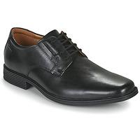 Obuća Muškarci  Derby cipele Clarks TILDEN PLAIN Crna