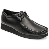 Obuća Muškarci  Derby cipele Clarks WALLABEE 2 Crna