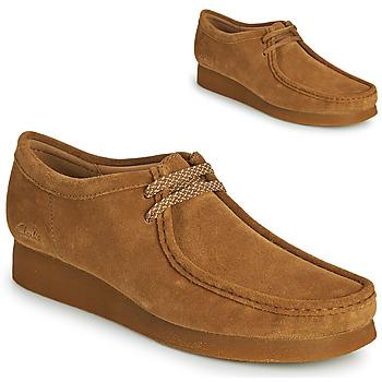 Obuća Muškarci  Derby cipele Clarks WALLABEE 2 Smeđa