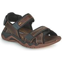Obuća Muškarci  Sportske sandale Clarks WAVE2.0 JAUNT Smeđa