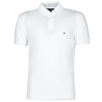 Odjeća Muškarci  Polo majice kratkih rukava Tommy Hilfiger 1985 REGULAR POLO Bijela