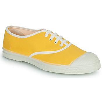 Obuća Žene  Niske tenisice Bensimon VINTAGE Žuta