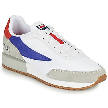 Obuća Muškarci  Niske tenisice Fila RETRONIQUE Bijela / Blue / Red
