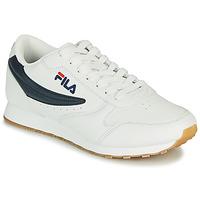 Obuća Muškarci  Niske tenisice Fila ORBIT LOW Bijela / Blue