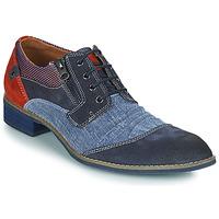 Obuća Muškarci  Derby cipele Kdopa MONTMARTRE Blue / Red
