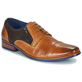 Obuća Muškarci  Derby cipele Kdopa SNOOP Camel / Blue