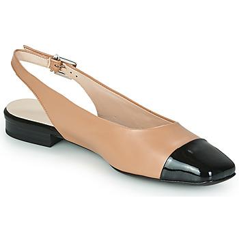 Obuća Žene  Balerinke i Mary Jane cipele Peter Kaiser KILLEEN Nude / Crna