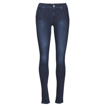 Odjeća Žene  Skinny traperice Replay NEW LUZ Blue / Zagasita