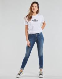 Odjeća Žene  Skinny traperice Replay NEW LUZ Blue