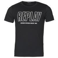 Odjeća Muškarci  Majice kratkih rukava Replay M3395-2660 Crna