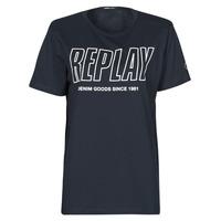 Odjeća Muškarci  Majice kratkih rukava Replay M3395-2660 Blue