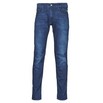 Odjeća Muškarci  Slim traperice Replay ANBASS Pants Blue