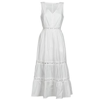 Odjeća Žene  Kratke haljine Deeluxe MAEL Krem boja