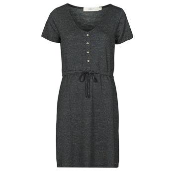 Odjeća Žene  Kratke haljine Deeluxe ALINA Crna