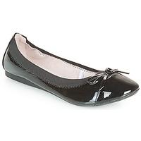 Obuća Žene  Balerinke i Mary Jane cipele Moony Mood ELALA Lak / Crna