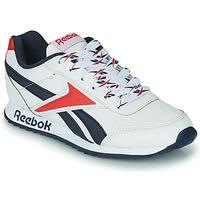 Obuća Djeca Niske tenisice Reebok Classic REEBOK ROYAL CLJOG 2 Bijela / Red